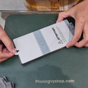 Dán màn hình Galaxy Note 9 - Vmax NO BOX (dẻo trong)